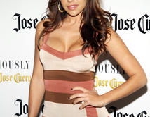 Vida Guerra celebrates her birthday at the 'Living Notoriously Well with Jose Cuervo Super Bowl Celebration