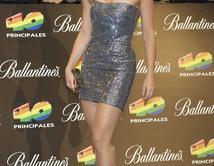 Shakira attends'40 Principales Awards' 2011 photocall at Palacio de los Deportes