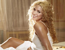 Shakira is the second most successful female Latin singer behind Gloria Estefan, having sold over 70 million albums worldwide.