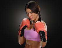 Playing Victoria Cruz was totally a challenge, pero le queda bien el papel de mala ¿verdad?