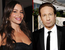 Can she pronounce Duchovny? The Modern Family star broke up with her boyfriend because they would fight and he was jealous of her career.