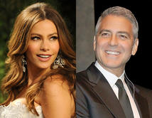 All the girls love Clooney! The Modern Family star broke up with her boyfriend because they would fight and he was jealous of her career.