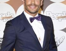 Gonzalo García personifica la misma mirada de Christian Grey.