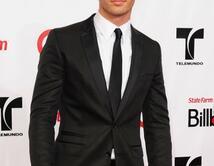 Mauricio Hénao tiene el pelo perfecto para interpretar el papel de Christian Grey.