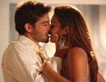 Hottest scene! Rocío cayó en manos de Benjamín cuando era el esposo de su prima.