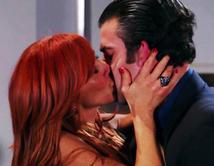 Temptations! Juan Marcos cae con Fernanda, gracias a sus curvas y un poco de despecho.