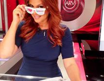 La presentadora de Al Rojo Vivo es una de las presentadoras en la noche de Premios.