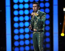 Con su traje de Charro verde y su gran parecido a Alejandro logró ser el favorito de los jueces, aunque estuvieron divididos. ¿Fue tu favorito?