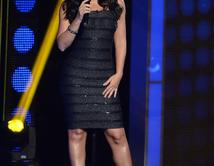 """Dos estilos diferentes de la hermosa Gaby Espino en la 3ra gala de """"Yo Me Llamo""""… ¿y tú favorito es?"""