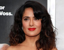 Do you think Salma Hayek is the best actress in Hollywood?
