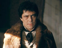 Is Benicio del Toro the best Latino actor in Hollywood?