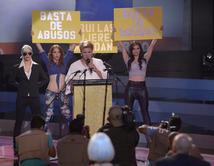 """De todas las canciones que cantó Paquita la del Barrio en """"Yo Me Llamo"""", ¿Cuál fue tu favorita? Podrías volver a escucharla en la final.  VOTA"""