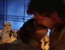 """En la película """"The Empire Strikes Back"""""""