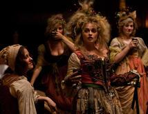 ¿Te gusta su personaje en la película Les Misérables?