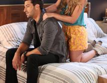 Con la ayuda de Ezequiel, regresa a Chile con Katerina.