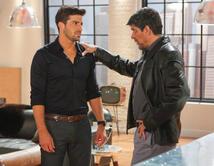 Martín se une al mundo del narcotráfico para obtener protección de Felipe.
