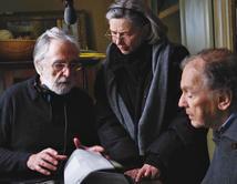El filme francés narra la vida de una pareja que redescubre su vínculo cuando les llega la vejez. ¡Vota por tu favorita!