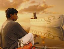 El filme narra las aventuras de un joven y un tigre que sobreviven a un desastre en el mar. ¡Vota por tu favorita!