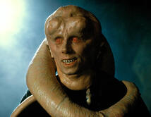 Esta víbora asquerosa fue mayordomo de Jabba, pero quiso matar a su amo varias veces, sin éxito.