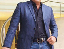 La elegancia de Daniel Sarcos en trajes para todas las ocasiones ¡Míralo!