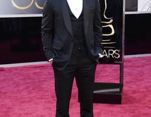Channing Tatum en la alfombra roja de los Oscar