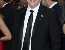Richard Gere en la alfombra roja de los Oscar