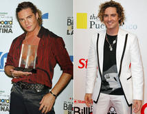 De gitano apasionado en 2004 a solista sexy en 2010.