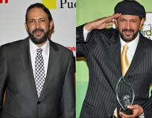 Juan Luis Guerra de 2005 (der.) a 2011 (izq.) El dominicano parece inmune al paso de los años.