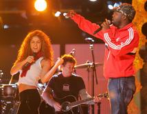 'Hips don't lie'. Rompió récords en Estados Unidos y otros países de Europa.