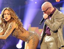 'On the floor'. Debutó entre los 10 primeros lugares del hot song en el 2011.