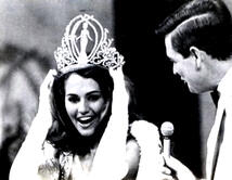 Miss USA y Miss Universo 1967