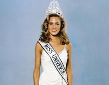 Miss USA y Miss Universo 1980