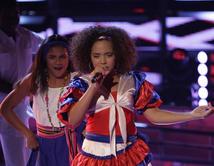 """QUIMBARA - De todas sus presentaciones en """"La Voz Kids"""" ¿cuál te ha gustado más?"""