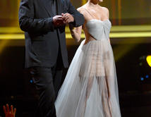 Eva Longoria en los ALMA Awards 2012