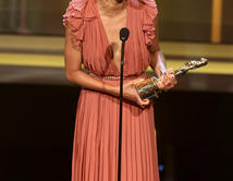Won 'Favorite Movie Actress in a Drama or Adventure'.