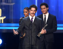 Won 'Favorite TV Actor' for his work in 'Teen Wolf'.