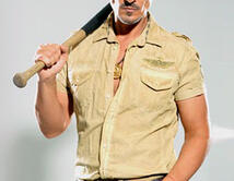 El autoritario y déspota hacendado de Ojo por Ojo (2010), capaz de matar a su mejor amigo por una mujer.