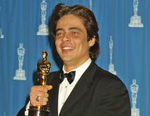 Elegido como el mejor actor de reparto por su película 'Traffic'