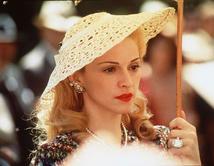 Interpretó a Evita en esta película/musical sobre la vida de la esposa del presidenteJuan Perón