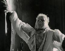 """Interpretó al hombre lobo en esta clásica película de terror """"The Curse of the Werewolf"""""""