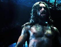 """Hizo el papel de Lucian un hombre lobo líder de la manada de lobos en la película """"Underworld"""""""
