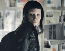 Interpretaó a Lisbeth Salander en la película 'The Girl with the Dragon Tattoo'
