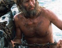 Interpretó a Chuck Noland en la película 'Cast Away'