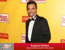 Special Achievement in Film Award, por su película 'Instructions Not Included'.