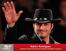Anthony Quinn Award for Industry Excellence Award, por descatar el talento latino en sus producciones.