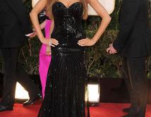 Sofía lució este vestido en 2013