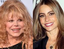 La famosa actriz de los años 70 dice que no le gustaque la compararan con Sofia.