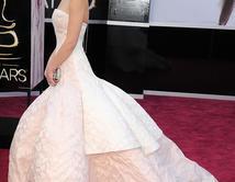En la entrega de los premios Oscar 2013