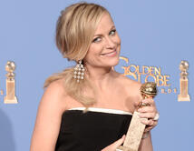 BEST ACTRESS, MUSICAL OR COMEDY SERIES(Parks and Recreation as Leslie Knope)