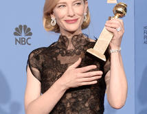 BEST ACTRESS IN A DRAMA(Blue Jasmine as Jasmine Francis)